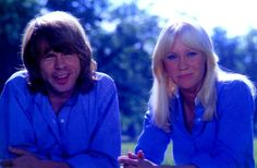 Your favourite Agnetha and Björn pic - Seite 7 | www.abba4ever.com