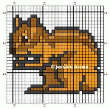 Image result for pyramid lamp perler