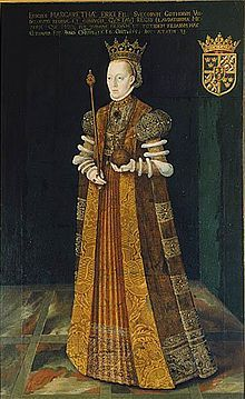 Margaret Leijonhufvud (née Margareta Eriksdotter; 1 January 1516, Ekeberg Castle, Närke – 26 August 1551) was Queen of Sweden from 1536 to 1551 as the wife of King Gustav I. She belonged to the early Leijonhufvud clan of Swedish nobility (the name meaning Lion's Head).