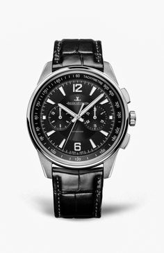 Jaeger LeCoultre Polaris chronometer