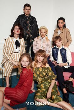Fashion Label MOUSSY SS'16 Campaign | The Cool Hour