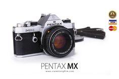 [SALE] กล้องฟิล์ม PENTAX (ASAHI) MX Silver [คศ.1976]