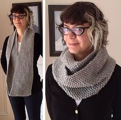 A lot of people have asked how I knit and assemble my infinity scarves. This is VERY similar to the Gaptastic cowl however, I like to knit mine flat and straight so I can control how long it gets. I also make mine a bit more narrow than the Gaptastic.