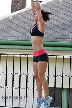 Awesome morning workout. 12 minutes! Repinning this link again in case anyone missed it - awesome short effective workouts for the morning all difficulty levels I LOVE IT