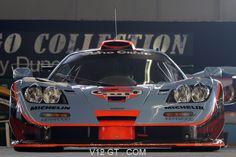 McLaren F1 GTR Gulf   24h Le Mans 1997 #40