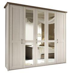 Šatní skříň LUCA - Sconto Nábytek