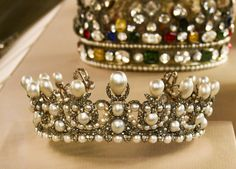 the Diadem of Emperess Eugenie of France