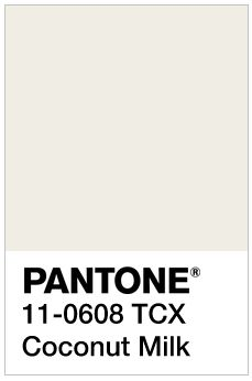 Pantone Pale Dogwood - and other spring 2017 colors