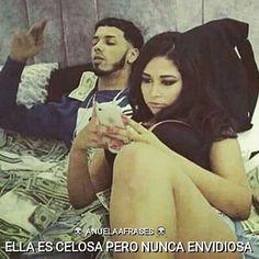 #AnuelAA  Canción: Tentándome