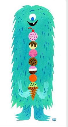 Come helados