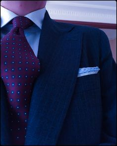 Artling suit- Mary Frittolini shirt - Calabrese tie