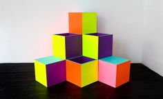 graphic cubes - Google Search