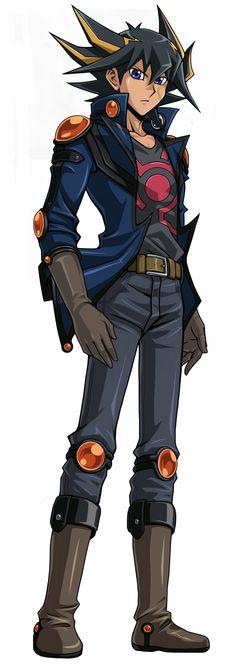 Yusei Fudo