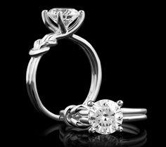 beautiful engagement ring!!! #diamonds #ring #engagementring