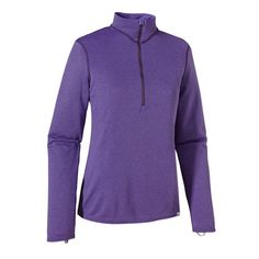 Patagonia Baselayers are a great way to keep warm this winter.