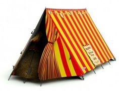 Travelling family circus' new tent perhaps?