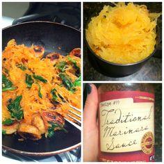 That Spaghetti {Squash} Recipe