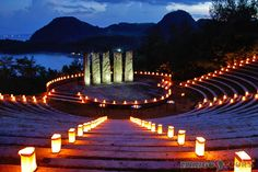 Misibis Bay, wedding, events, resort, accommodation, Albay, Philippines, Mango Tours, amphitheater, reception