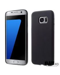 Husa Samsung Galaxy S7 Edge G935, TPU, Neagra Galaxy S7, Samsung Galaxy, S7 Edge, Iphone