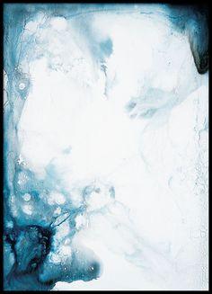 Blue deep, poster i gruppen Posters och prints hos Desenio AB (8383)