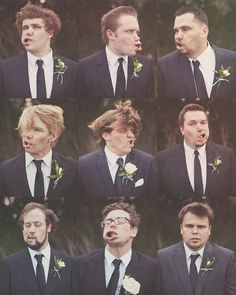 Groomsmen will be #groomsmen- a great and fun filled photo shoot for the wedding party