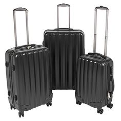 Luggage Travel Trolley Bag Cart Folding Hand Dolly Truck Push Rolling Set for sale online Travel Set, Summer Travel, Travel Luggage, Small Luggage, Luggage Sets, Hand Dolly, Travel Trolleys, Old Suitcases, Hardside Luggage