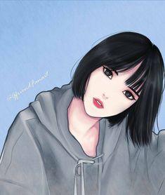 Fantasy Female Warrior, Digital Art Girl, Kpop Fanart, Anime Art Girl, Aesthetic Anime, Anime Style, Cute Wallpapers, Kawaii Anime, Cool Drawings