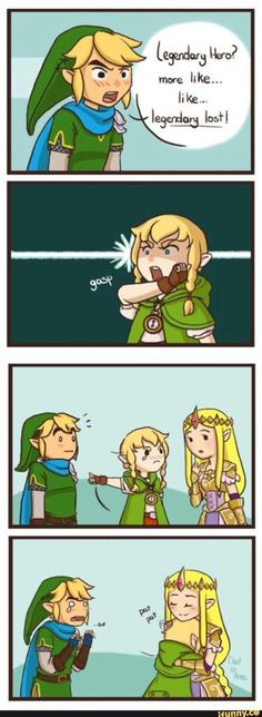 Link, Linkle, Zelda | Legend of Zelda Hyrule Warriors