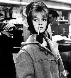 Brigitte Bardot in La Vérité. 1960