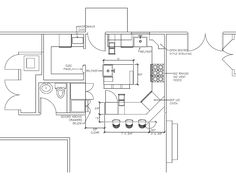 Commercial Kitchen Design of Dirties: Extraordinary Commercial Kitchen Design Room Architecture Plan