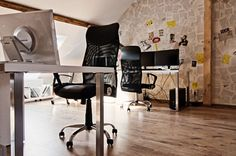 Office in the loft