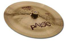 Paiste 2002 Classic Cymbal China Type China 16-inch by Paiste. $219.48