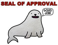 ahhhh@Erin Smith and @Samantha Hart this is our apt seal team4 hahaha