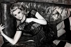 Natalie Dormer - Nick Kelly Photoshoot for Zink Fall 2013