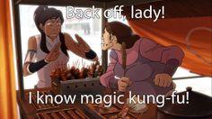 legend of korra funny | RE: Avatar and The Legend of Korra