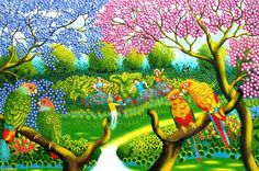 De Marchi, Brazilian artist   2006