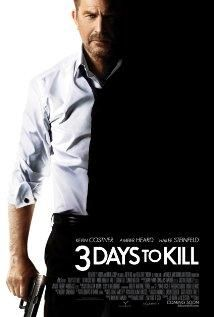 Relativity and EuropaCorp release the first trailer and poster for McG's action-thriller, 3 Days to Kill, starring Kevin Costner and Amber Heard. Kevin Costner, Streaming Hd, Streaming Movies, Movies 2014, Hd Movies, Watch Movies, Nice Movies, Amazing Movies, Movies Free