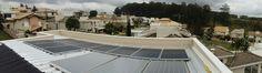 Primeiro Sistema Fotovoltaico Instalado no Alphaville de Campinas