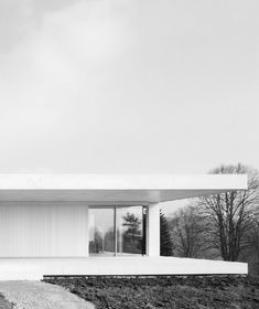 Villa in Appenzell Architecture: Peter Kunz Architektur, Switzerland Houses Architecture, Minimal Architecture, Interior Architecture, Interior And Exterior, Interior Design, Casa Art Deco, Art Deco Home, Marimekko, Construction