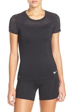 Nike  Pro Hypercool  Tee available at  Nordstrom Ropa De Gimnasia 6f669a73307e0