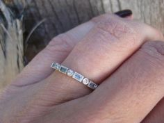 this is the most beautiful wedding/engagement ring I have ever seen