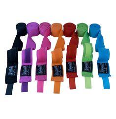 Hand Wraps Boxing Muay Thai Kick Boxing MMA Hand Protect Different Colors 5mt #DragonDo