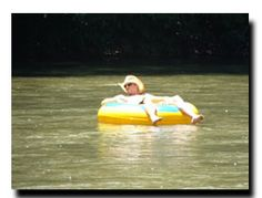 Tubing on the New River