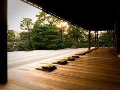 + gold through my eyes (Kenninji temple, Kyoto)
