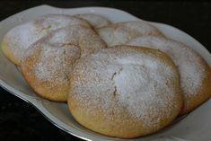 Cocina andaluza: Tortas de leche