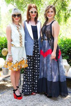 Brenna Egan, Christene Barberich & Sophia Bush