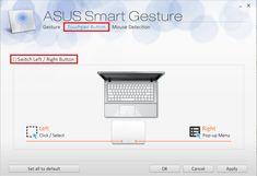 Asus B400V Smart Gesture Driver