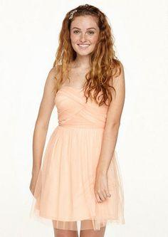 Zoe Mesh Party Dress - Party - Dresses - dELiA*s