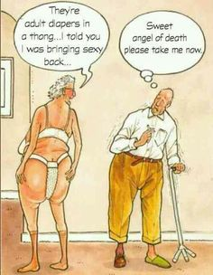 It's been a year since I posted this. Worth another giggle. Please see more and Like us at www.facebook.com/adultcarebrief