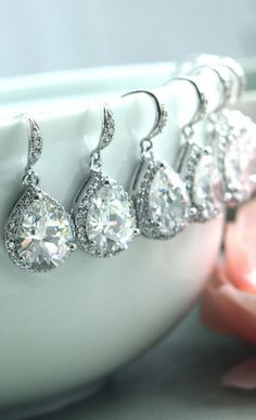 Gorgeous! Bridesmaid gift?
